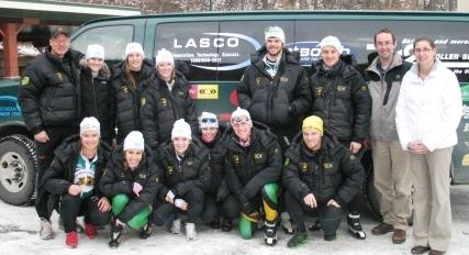 NMU Ski Photo