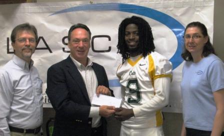 NMU Football Donation