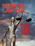 Nevada Lawyer - April 2012