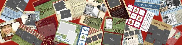 header holiday cards