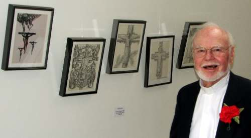 Ray Betts and Christus Rex Art