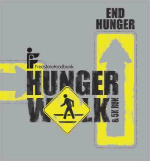 Free Store Hunger Walk