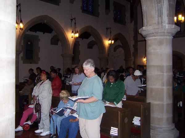 Christ Community Thanksgiving Service