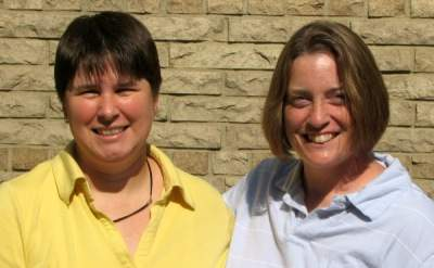 Tammy Robertson & Lisa Perry