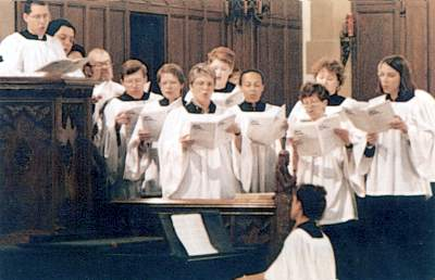 Grace Church Choir