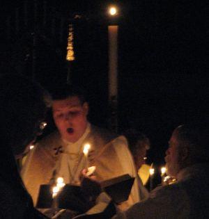 Deanery Easter Vigil