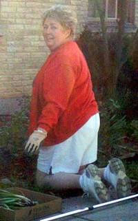 Wanda Miller Gardening