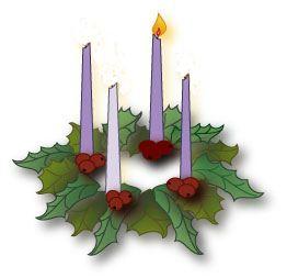 Advent I Wreath