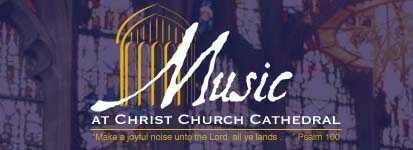 Music at Christ Church Cathedral