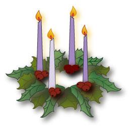 Advent IV Wreath
