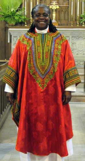 Vicar Ernestein Flemister