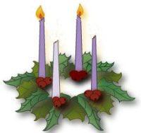 Advent II Wreath