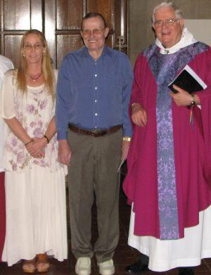 Patricia Wanner, Steve Reynolds, John Bower
