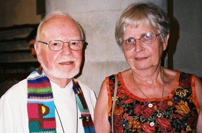 Raymond Betts & Karla Vogt