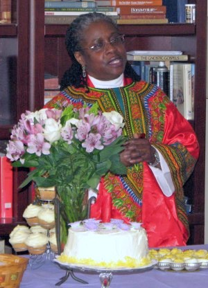Vicar Ernestein