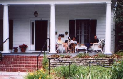 Lyon's Porch
