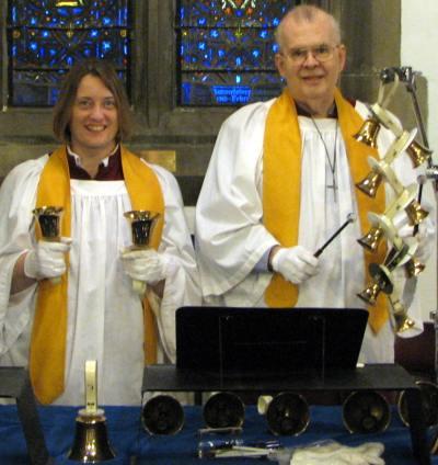 Grace Church Bell Choir
