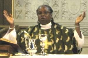 The Rev. Ernestein Flemister