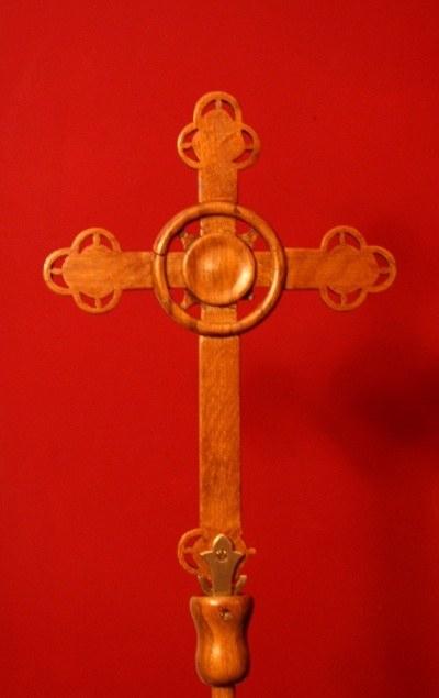 Children's Wooden Cross
