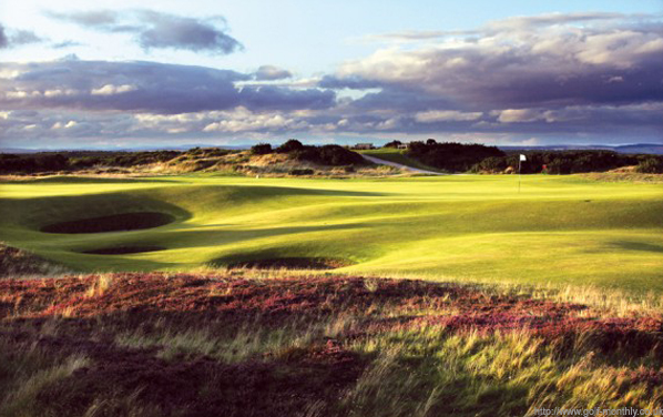 how to play muirfield scotland