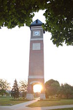 Cornerstone Clock Tower
