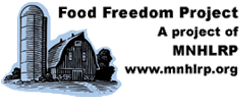 MNHLRP Food Freedom Project logo