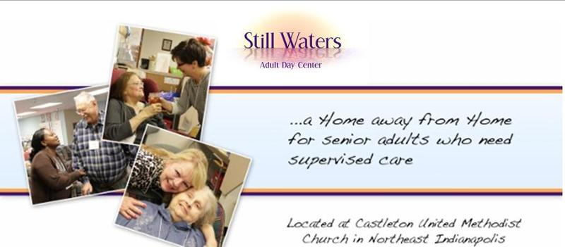 Still Waters logo image