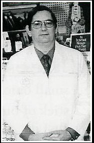 Gary Ray, owner and pharmacist of Gibson Pharmacy in Grand Prairie, TX
