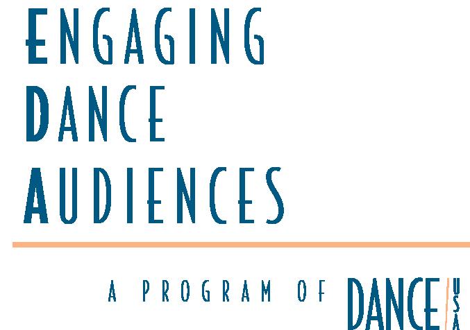 Engaging Dance Audiences, DanceUSA