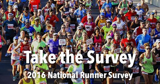 2016 National Runner Survey