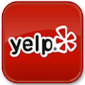 Yelp icon no border