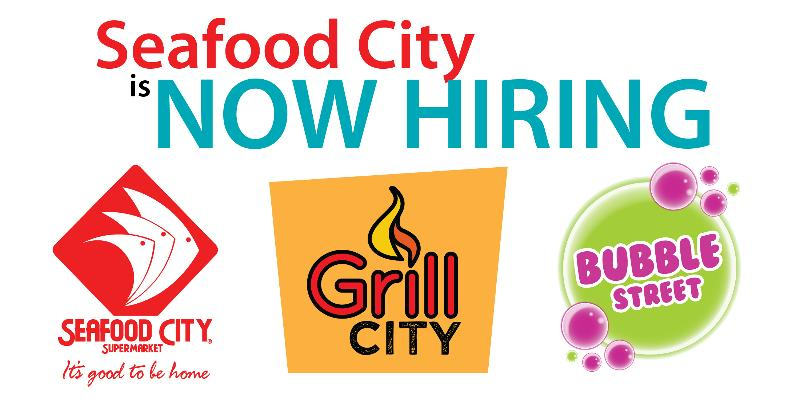 Seafood City Job Interview