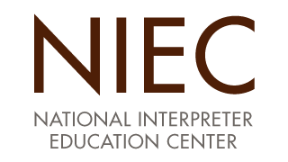 National Interpreter Education Center logo
