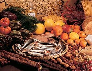 Mediterane voeding