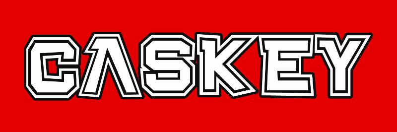 caskey sticker