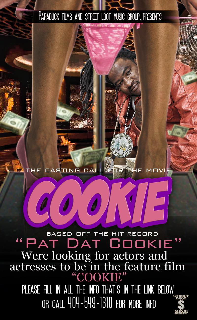 papaduck cookie