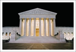 Night falls on the Supreme Court in America