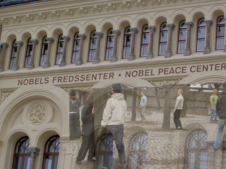 Nobel Peace Center WTCQD Event
