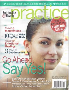 Magazine, Spirituality & Health