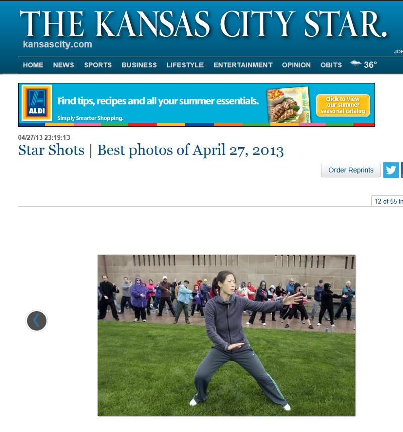 KC Star Best Photos of the Day