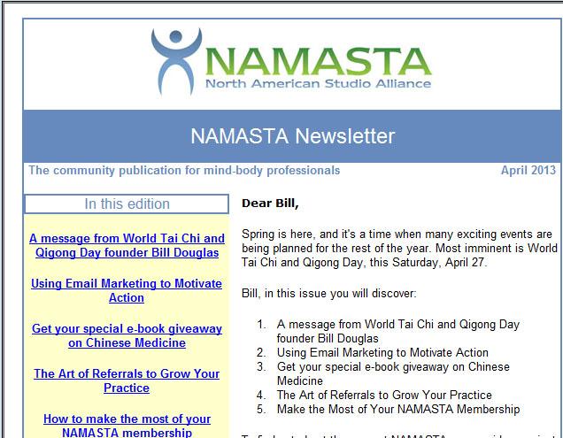 Namasta