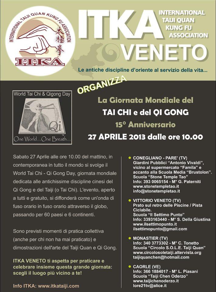 Italy Veneto Flyer