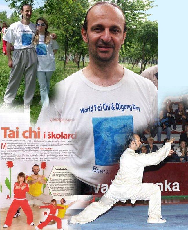 Croatian Tai Chi Gold Medalist