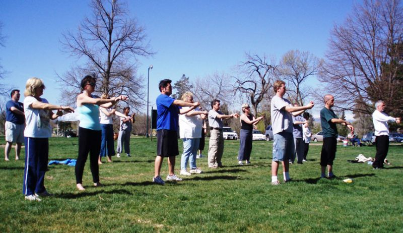 Denver World Tai Chi & Qigong Day