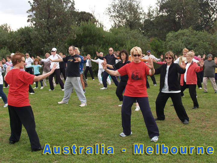 WTCQD Melbourne, Australia