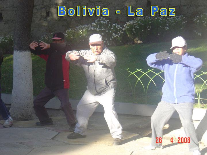 WTCQD, Bolivia, La Paz