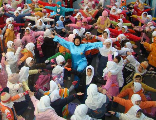 WTCQD, Iran, Children