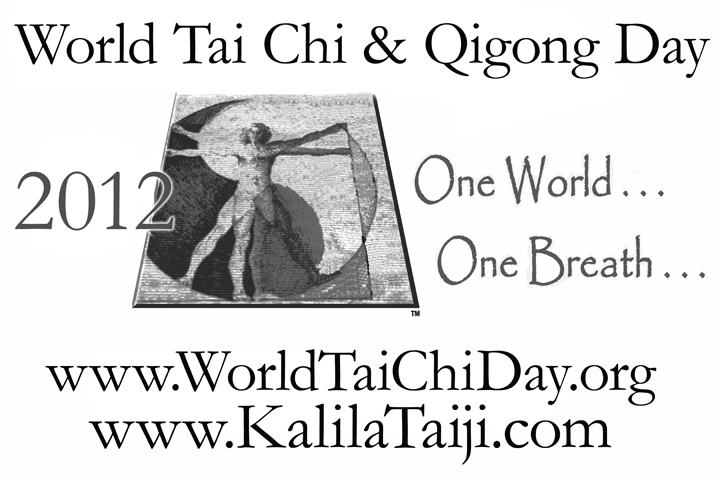 Poster World Tai Chi & Qigong Day