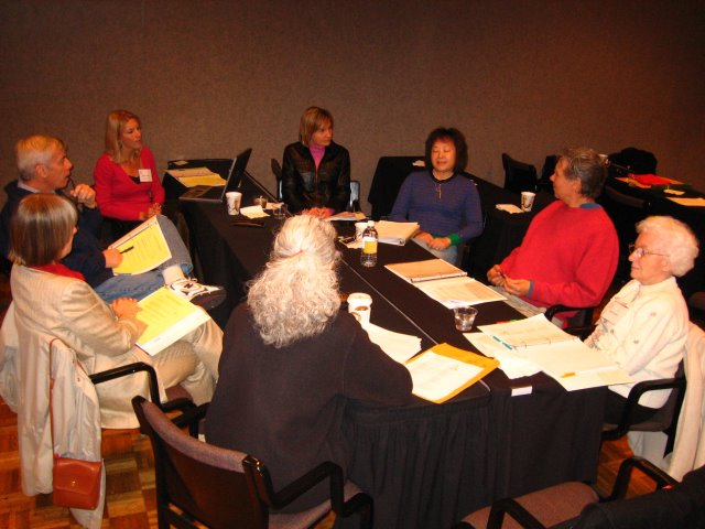 Angela Speaks at National Council on the Aging