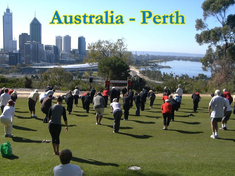 wtc Australia Perth